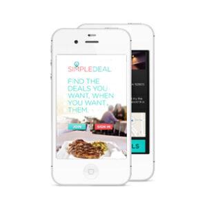 Simple Deal App