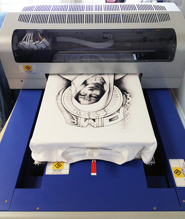DTG Printing – Bringing Your Ideas To Life