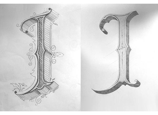 sketch-letter