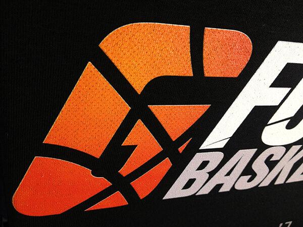 DTG Printing: G-Force Basketball Shirts