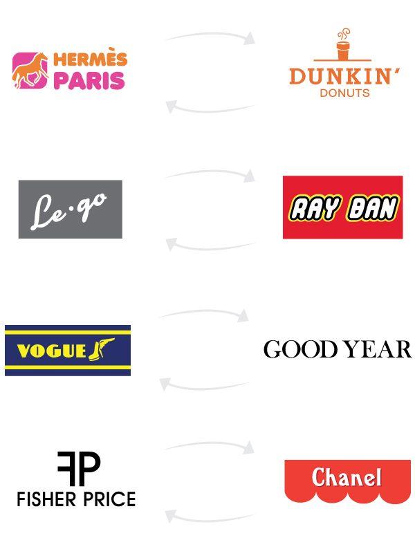 Logo Design Swap